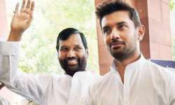 LJP names 5 candidates for Jharkhand polls