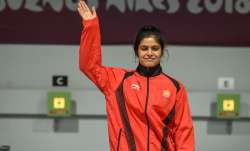 Manu Bhaker pledges to donate Rs 1 lakh towards coronavirus fight