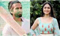 Mrunal Thakur joins Shahid Kapoor in 'Jersey'