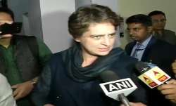 It's politics, this keeps happening: Priyanka Gandhi on removal of SPG cover