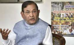 Jharkhand Assembly Polls: Sharad Yadav to campaign for opposition alliance