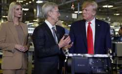 Trump looking at exempting Apple from China tariffs
