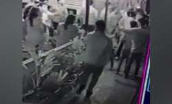 Woman molested, husband hit with liquor bottle on head in Gurugram restaurant