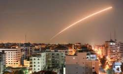 Israel launches airstrikes on Gaza in response to rocket fire (Representational image)