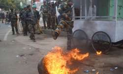 Assam rages over CAB, Army conducts flag march in Guwahati