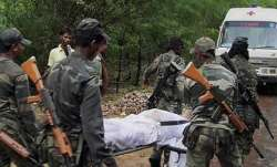 2 CRPF men killed, 2 injured in Jharkhand fratricide