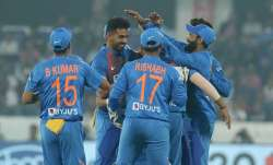 Live Score India vs West Indies, 1st T20I: Chahar removes Simmons as India opt to bowl