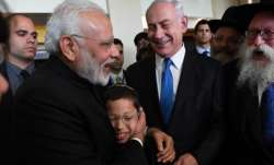 """Israeli boy survivor of Mumbai attacks """"touched by heartwarming"""" message from PM Modi"""