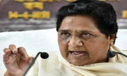 Mayawati accuses Congress of duplicity for continuing alliance with Shiv Sena