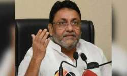 NCP chief spokesperson Nawab Malik