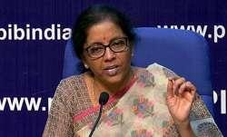 Nirmala Sitharaman introduces bill in Lok Sabha to amend insolvency law
