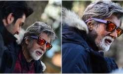 Brahamastra: Amitabh Bachchan shoots at minus 3 degrees in Manali with Ranbir Kapoor