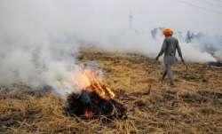 Uttar Pradesh man finds shredding solution to stubble