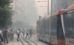 Twitter users concerned over Sydney air quality