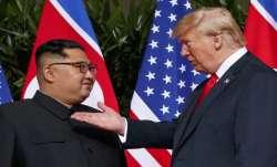 Trump warns Kim of losing everything if he takes hostile