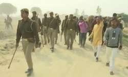 Unnao rape victim laid to rest amid tight security arrangements