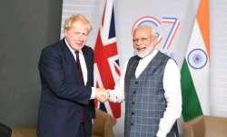 PM Modi congratulates British PM Boris Johnson on 'thumping