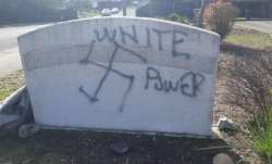 Gurdwara defaced with swastika graffiti in US
