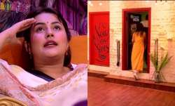 Bigg Boss 13 Promo: Ex-lovers Shefali Jariwala, Sidharth Shukla lock themselves in bathroom to tease