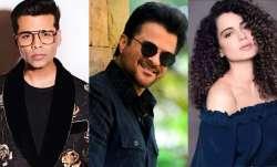 Anil Kapoor and other Bollywood celebs congratulate Kangana, Karan Johar, Ekta Kapoor for Padma Shri