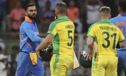 India will play three T20Is against Australia between