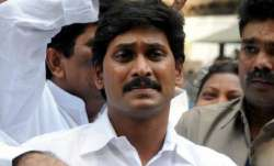A file photo of CM Jagan Mohan Reddy