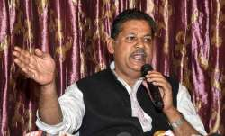 A file photo of Delhi Congress Campaign Committee chief