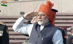 PM Modi pays homage to fallen soldiers at National War
