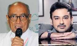 Digvijaya breaks ranks with Congress, says happy with govt decision