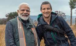PM Modi's vision for cleaner India a privilege to hear: Man vs Wild host Bear Grylls
