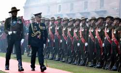 Be vigilant at all time: Army Chief Naravane to soldiers