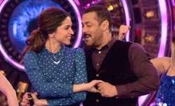 Deepika Padukone to shoot with Salman Khan for Bigg Boss 13 Weekend Ka Vaar?
