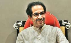 A file photo of CM Uddhav Thackeray