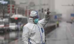 New virus cases fall; WHO says China bought the world time