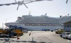 First Russian citizen on Diamond Princess cruise ship,