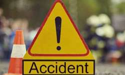Six killed after roadways bus hits car on Agra Expressway