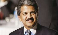 Mahindra Group Chairman Anand Mahindra