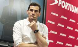 Spain's World Cup-winning captain and goalkeeper Iker