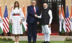 Trump's India visit aimed at deepening strategic ties: White House