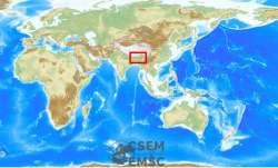 Earthquake jolts Assam