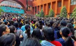 Gargi College molestation case: Students to meet DCW on Saturday