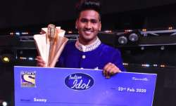 Indian Idol 11, Sunny Hindustani