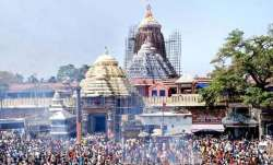 Jagannath Temple receives over Rs 187.01 crore donation