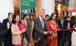 S Jaishankar inaugurates Indian pavilion at Berlin International Film Festival