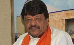 A file photo of BJP leader Kailash Vijayvargiya