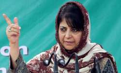 Not ready for politics: Iltija Mufti