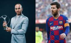 lewis hamilton, lionel messi, lionel messi laureas world sportsman of the year, laureus world sports