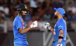 KL Rahul and Virat Kohli