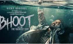 Bhoot Part One The Haunted Ship Box Office Collection Day 2