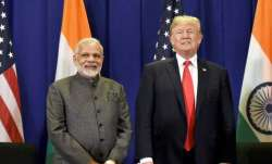 US President Donald Trump looks forward to India visit,